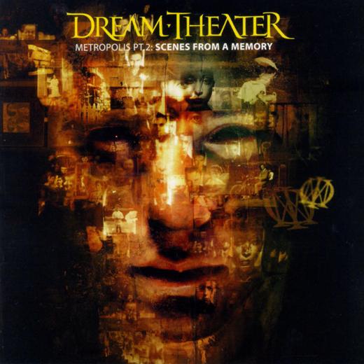 dreamTheaterScenesFromMemory