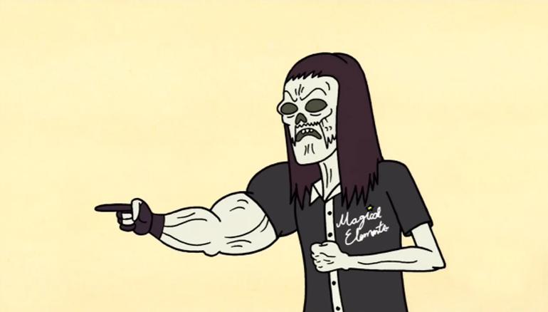 O sağ kolun neden o kadar güçlü olduğu malum.
