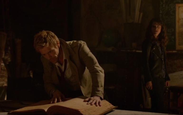 Constantine, Liv'in peşindeki iblisi cart diye bu kitaptan buluverdi. Kitap her eve lazım.