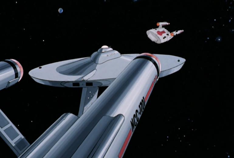 Enterprise NCC 1701