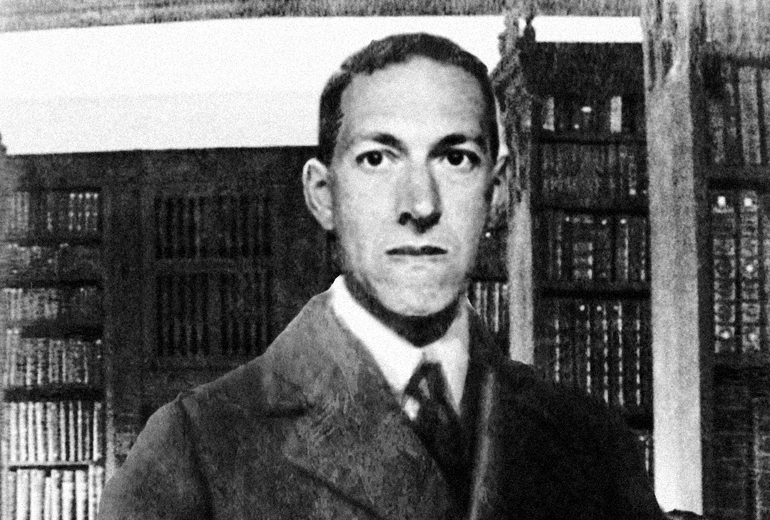 H.P. Lovecraft.
