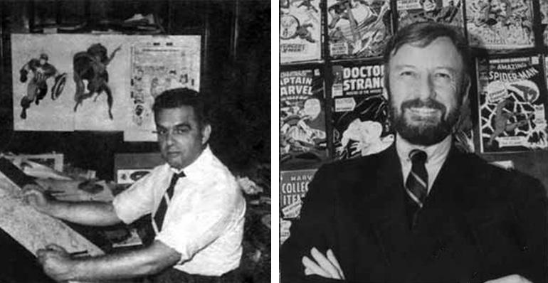 Jack Kirby ve Stan Lee