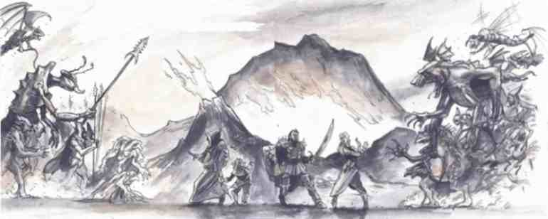 Baator'un Sekiz Generali