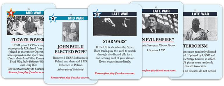 Çiçek Çocuklar, Polonyalı Papa, Star Wars, Reagan ve daha niceleri.