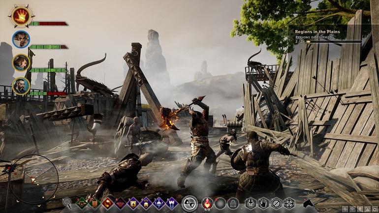 Oyuna yeni başlayanlar için savaşçı sınıfı daha akıllı bir seçim olabilir