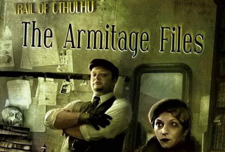 Bir ara fırsatınız olursa Armitage Files adlı adventure'a bakmanızı öneririm.