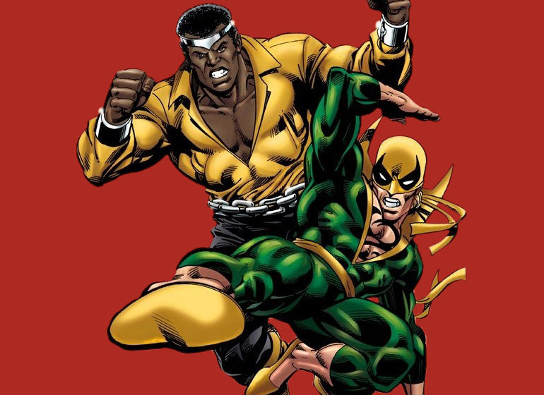 Luke Cage ve Iron Fist