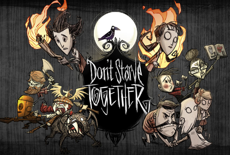 Don't Starve: Together - Aç mısınız, Açıkta mı ...