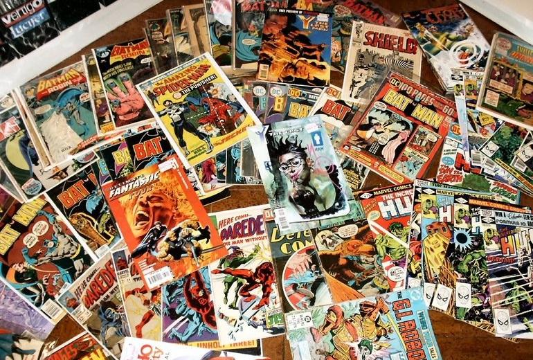 Bu kadar çeşitli olmasa da bundan fazla sayıda çizgi roman basıldı bu memlekette!