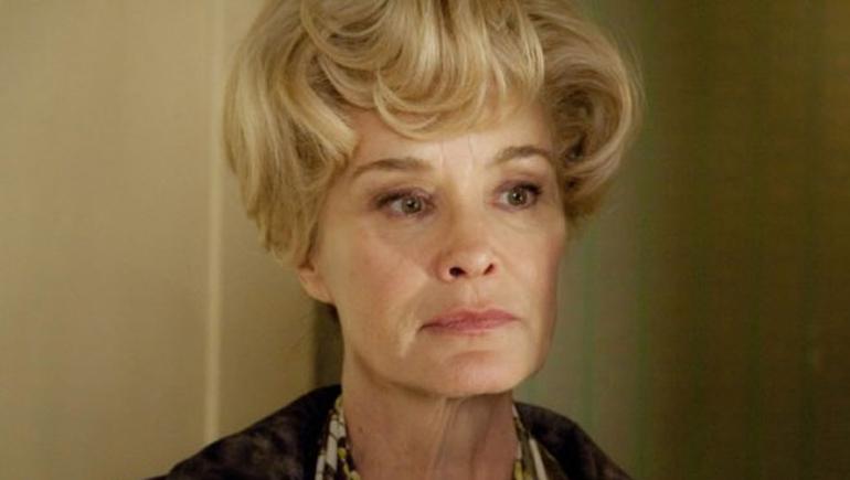 Jessica Lange, idolümüzsün.