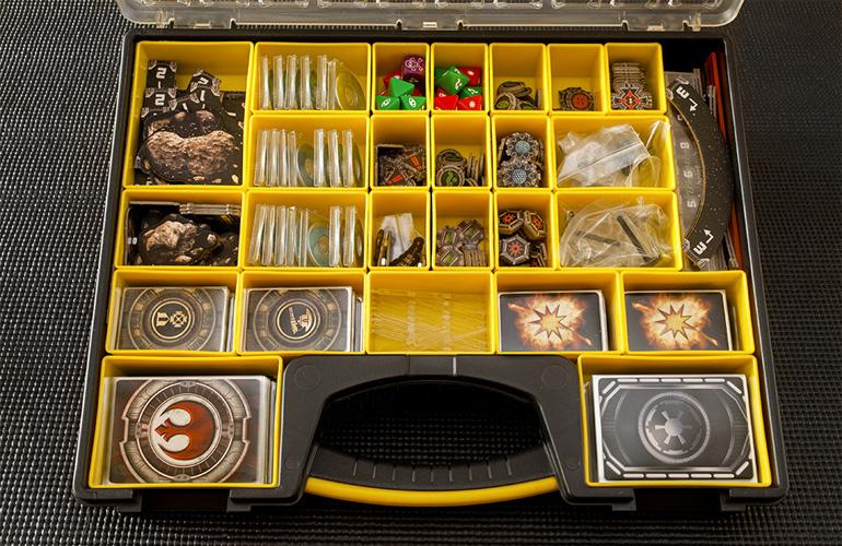 Vida kutuları küçük modelli ordular için ideal bir çözüm...