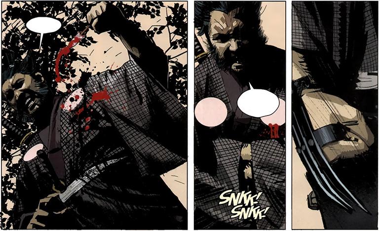 Pençesiz Wolverine mi olurmuş?