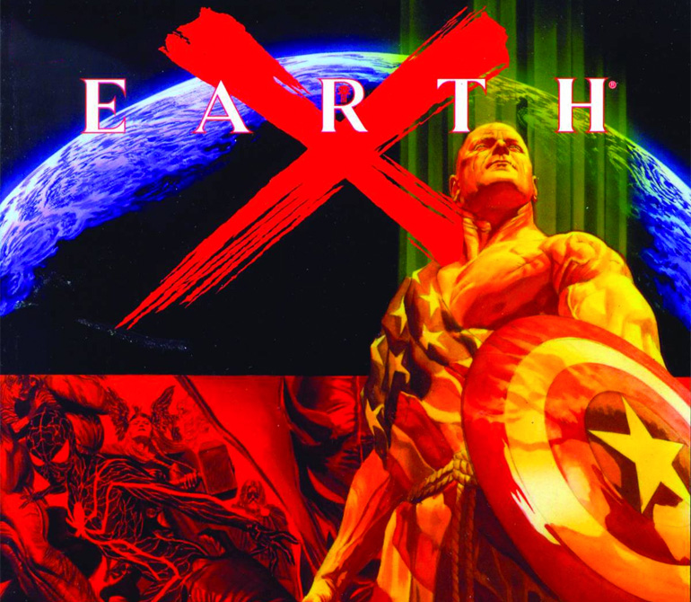 Earth-9997'de herkesin insaüstü gücü var