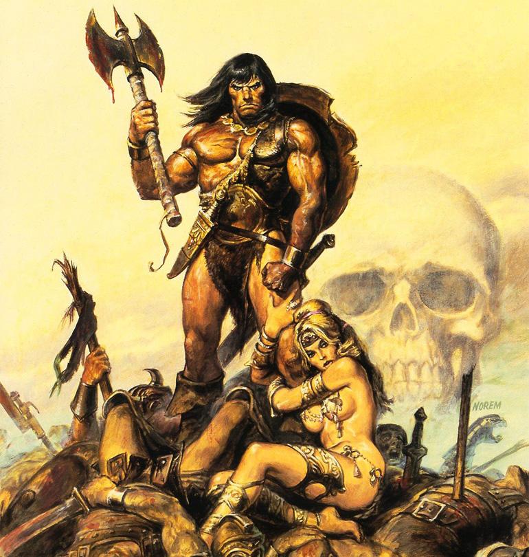 Acaba Marvel hala Conan'ın yayın haklarına sahip olsa bu evrenin numarası kaç olurdu?