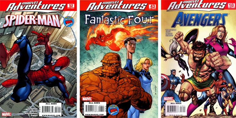 Ufaklıkların okuduğu hafif Marvel hikayelerinin geçtiği Earth-20051