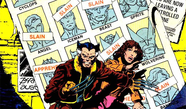 Efsane X-Men hikayesi Earth-811'de geçmektedir