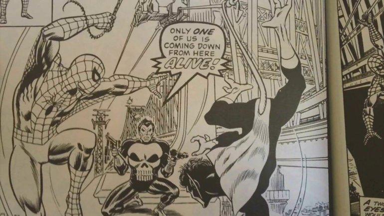 Punisher'sız klasik serisi olur mu?