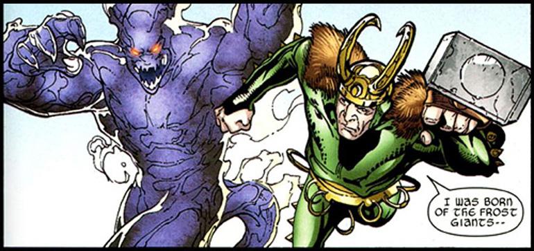 Loki mi?