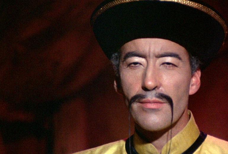 Fu Manchu!