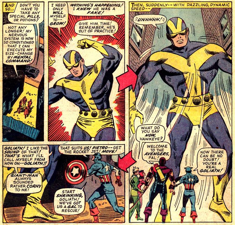 Avengers #28 (1966)