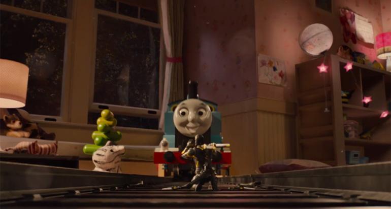İşte o tren!