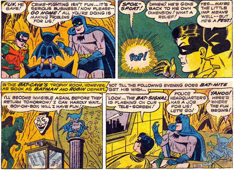 Bat-Mite - Detective Comics #267