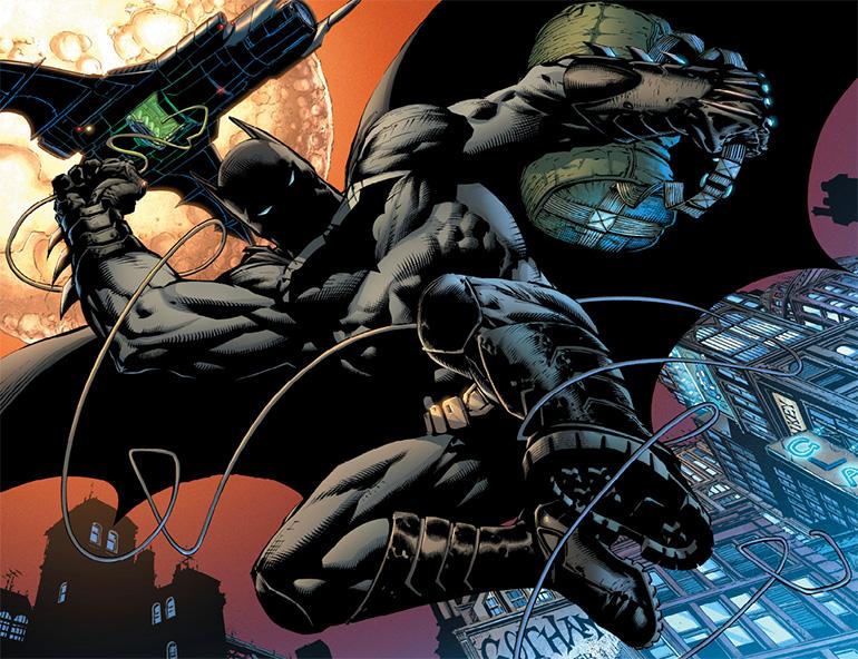 The New 52 Batman