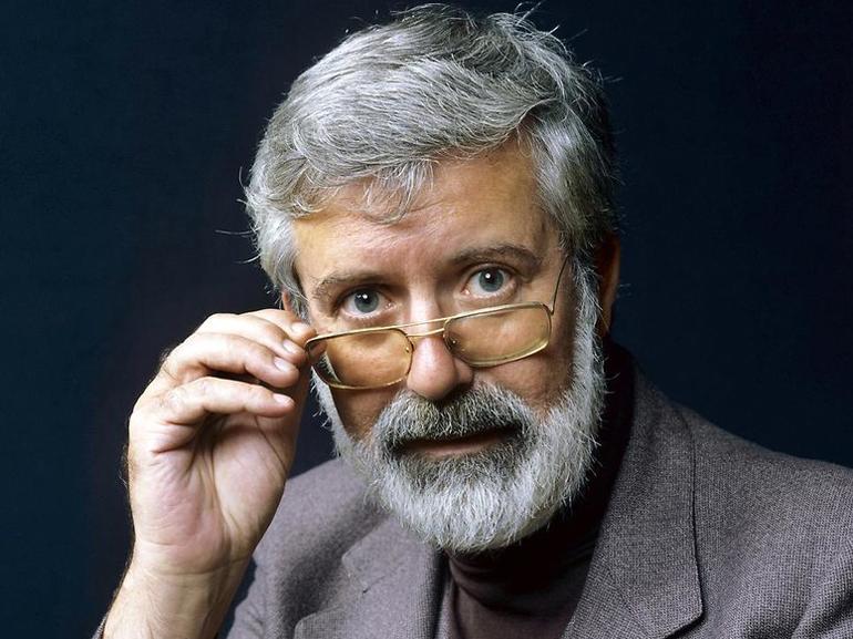 Yazar Michael Ende.