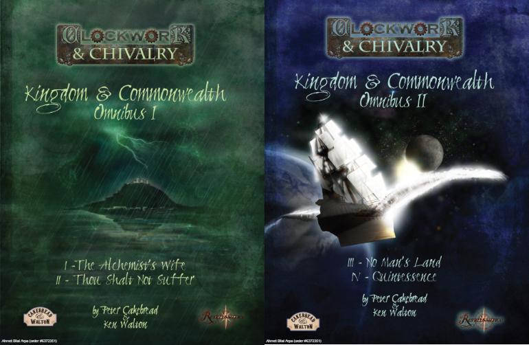 Kingdom & Commonwealth adlı hazır maceranın çıkmış olan bölümleri