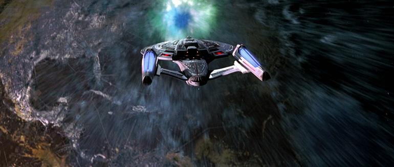 """Geçmişi """"düzeltmeye"""" giden Enterprise"""