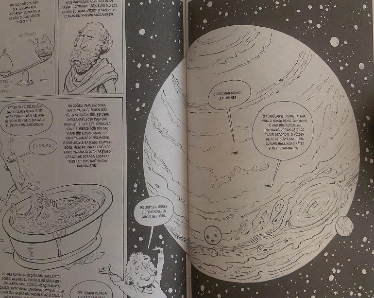 Tarih ilminin uzay bilimi ile olan bağı.. muhteşem bir anlatım