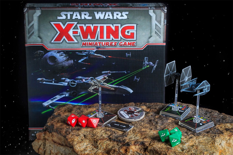 an analysis of the characters in star wars x wing wedges gamble