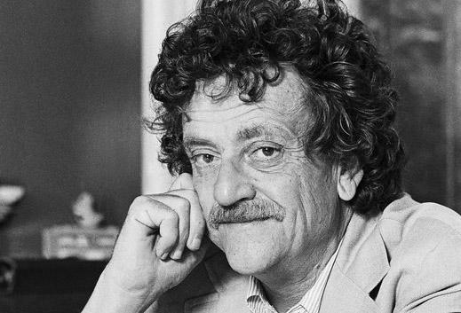 Yazar Kurt Vonnegut Jr.