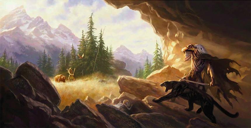 The Dark Elf Trilogy - Sojourn (1991)