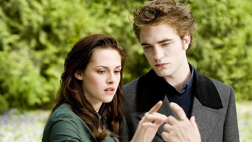 Bella Swan ve Edward Cullen - Twilight: Breaking Dawn Part 2 (2012)