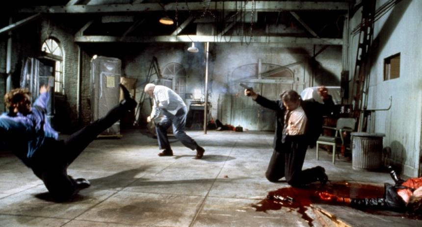 Reservoir Dogs (1992) - O zaman dans!