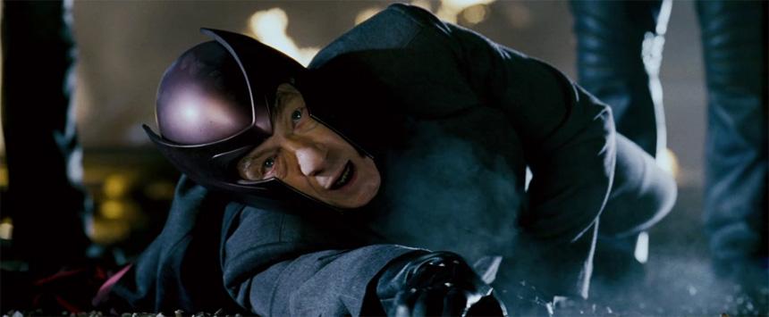 X-Men: The Last Stand'i izlerken ben (Temsili)