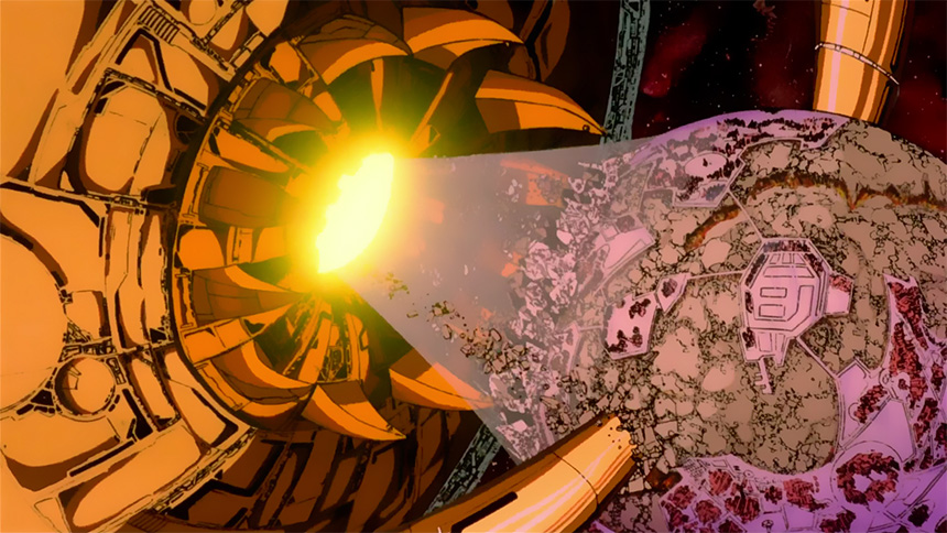 Filmin girişindeki Unicron'un koca gezegeni hazmettiği sahnelerin dönemine göre oldukça dehşet verici olduğunu söyleyebiliriz.