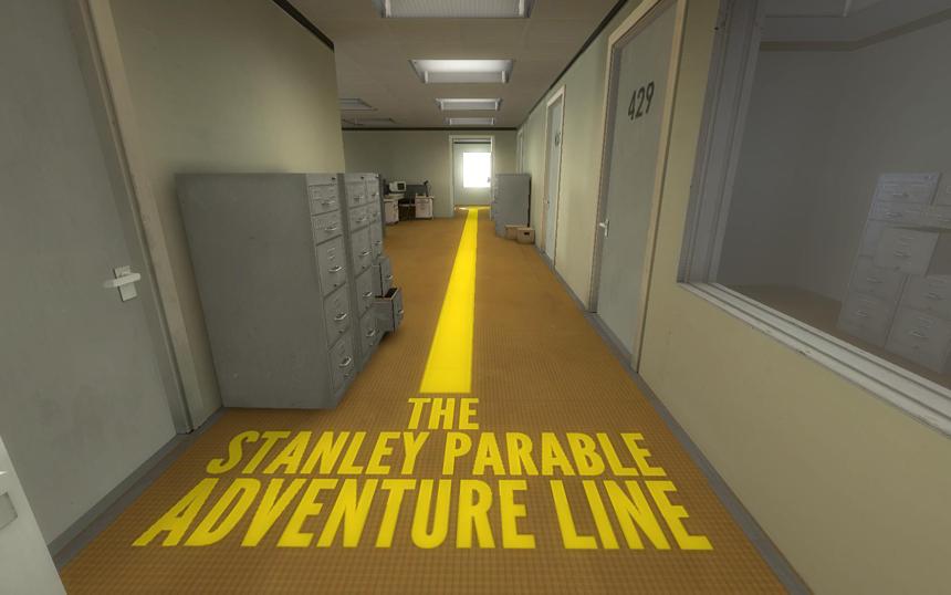 Stanley Parable'a da bir göz atın derim...