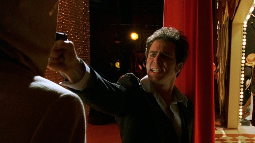 Confessions of a Dangeous Mind - Sam Rockwell (Chuck Barris)