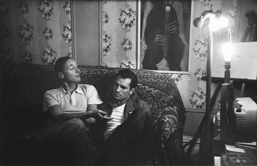 William S. Burrougs ve Jack Kerouac