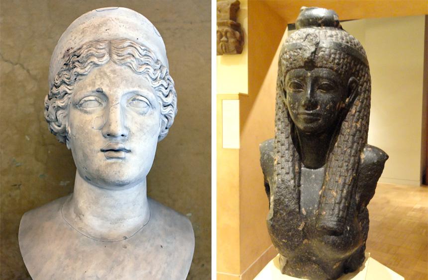 Hera ve Cleopatra