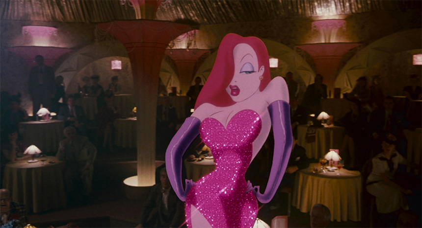 Jessica - Roger Rabbit (1988)