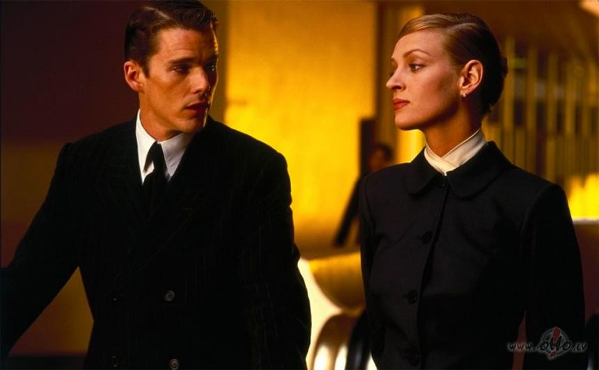 """""""Bakın size söylüyorum, bu ikisi bu filmden sonra evlenir"""" diyen adama bunu düşündüren o bakış"""