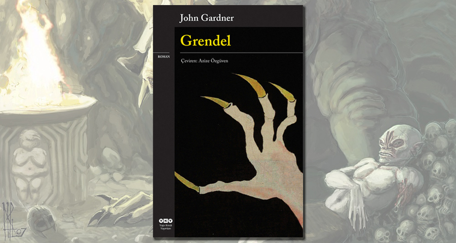 Grendel's mother, N. D. Hill, 2007
