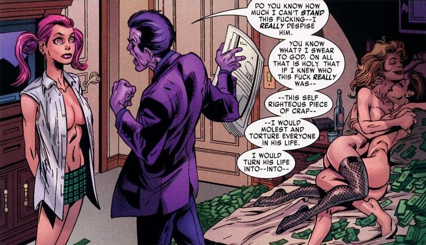 Bir süper kahramanın başına gelebilecek en kötü şeylerden biri... Evet, soldaki Jessica Jones!