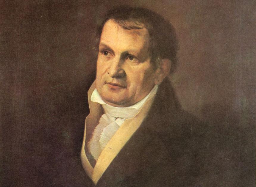 Yazar Ludwig Tieck