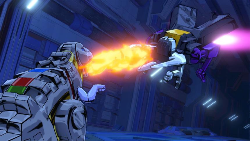 Dinobot Grimlock, Insecticon Kickback'e karşı