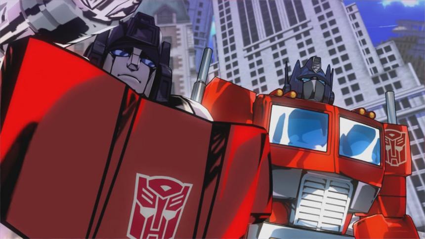 """Biz olmasak bu insanlar ayvayı yemiş Optimus!"""