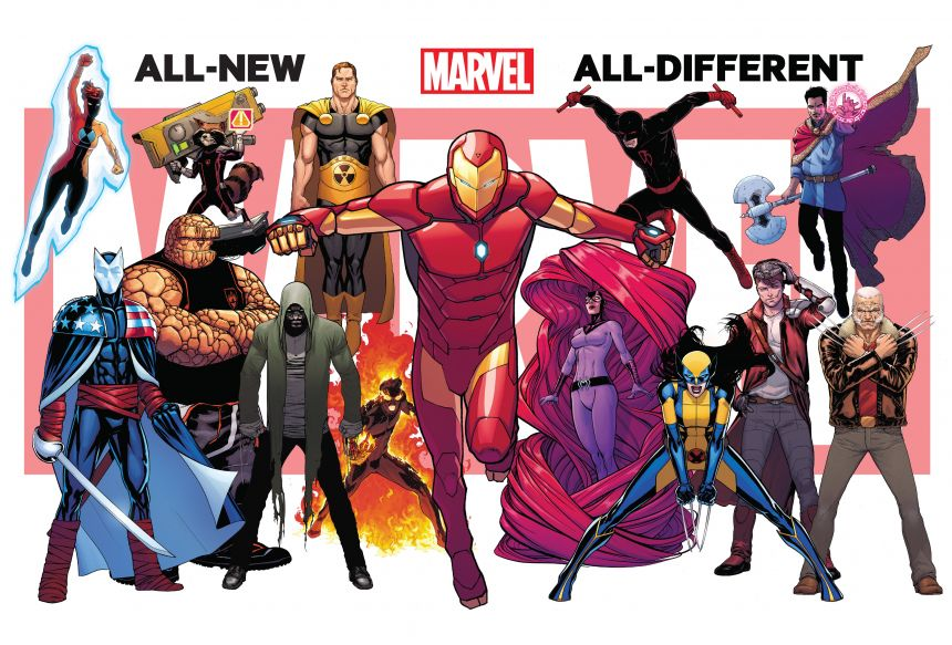 All-New, All-Different Marvel Previews-006_007